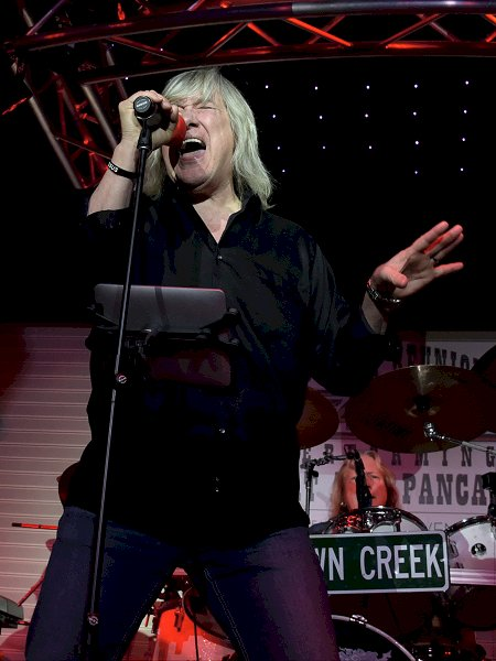 John Schlitt - Photo by Ed Spinelli